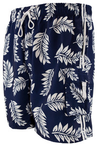 big men's swim trunks, tropical, cargo swim, 3XL 4XL 5XL 6XL 7XL 8XL