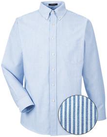 mens big and tall dress shirts Blue 3X
