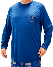 Royal H2O Sport Tech Long Sleeve Swim Shirt