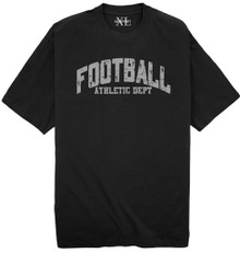 big and tall shirts black 3X