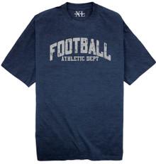 big and tall shirts heather blue 6X