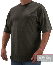 Charcoal NewportXL Short Sleeve T-Shirt
