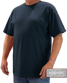 Navy NewportXL Short Sleeve T-Shirt