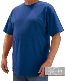 Royal Blue NewportXL Short Sleeve T-Shirt
