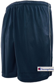 Navy Champion Lightweight Mesh Shorts