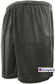 Gray Champion Lightweight Mesh Shorts