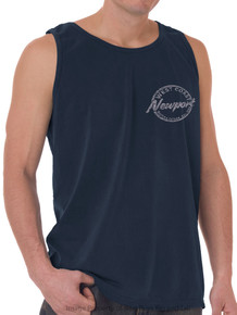 Foxfire COASTAL Print Tank Top NAVY