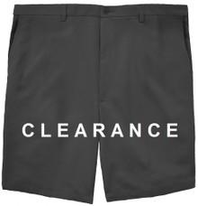 Haggar Flat Front Casual Shorts BLACK