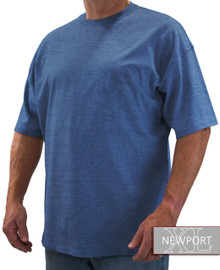 Heather Royal NewportXL Short Sleeve T-Shirt
