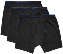 Comfortable cotton blend boxer briefs