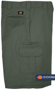 Dickies Dark Gray cargo work shorts