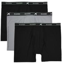 3-Pack Hanes X-Temp Air Boxer Briefs