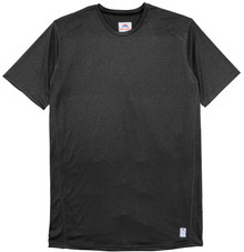 Elite Sport Performance T-Shirt HEATHER BLACK