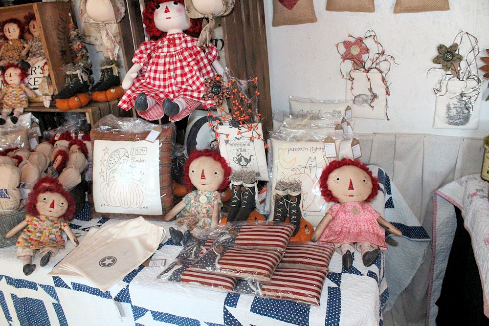 Fall 40 Craft Show Little Coon Creek Patterns And Crafts Best Sweet Meadows Farm Patterns