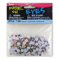 7mm Round Color Wiggle Eyes