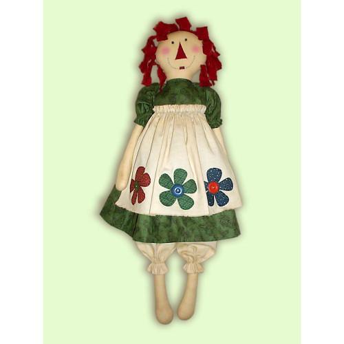 Bloomin' Annie Pattern