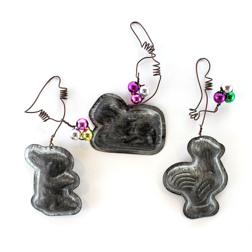 Spring Time Mini Mold Ornaments