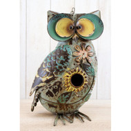 Chippy Owl Cottage Garden Birdhouse