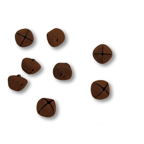 18mm Rusty Tin Jingle Bells