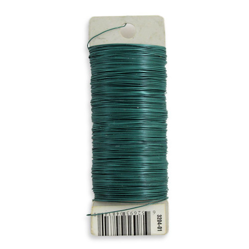 28 Gauge Green Paddle Wire
