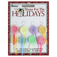 Miniature Pastel Lollipop Ornaments