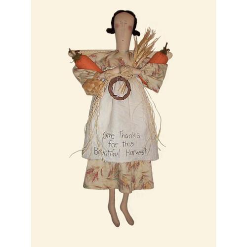 Harvest Angel Doll Pattern