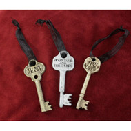 Love Dreams Key Ornaments