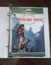 Adventure Trails  in a binder  312029C