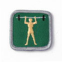 Personal Fitness Patch   265616