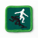 Track and Field Patch   265641