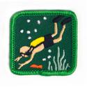 Scuba Diving Patch   264345