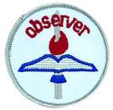 Observer Emblem   261157C