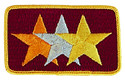 Three Star Emblem  262323