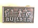 Builder Pin  251127C