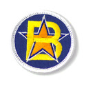 Builder Star Patch  251178C