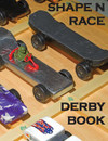 Shape N Race Derby Book   521311
