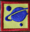 Space: Patches (Package of 10)