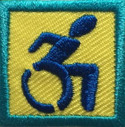 Special Needs: Patches (Package of 10)