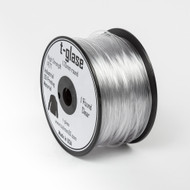 1lb Taulman 3D Printer Filament t-glase PETT 1.75mm Clear