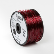 1lb Taulman 3D Printer Filament t-glase PETT 1.75mm Red