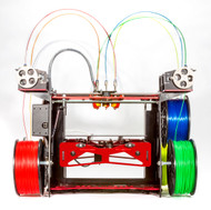 MH3000 - 1 Color/Material 3D Printer with Liquid Cooling - Fully assembled