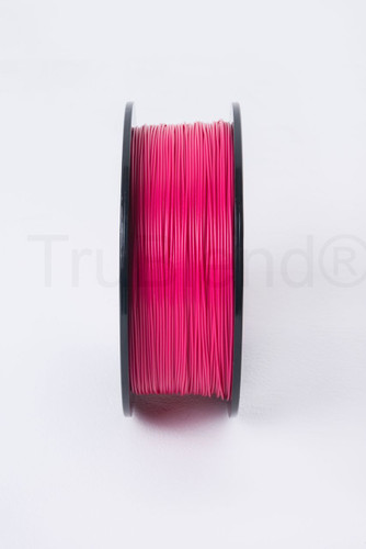 Magenta TruBlend 1.75mm ABS 3D printer filament by ord solutions inc - Vertical