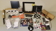 Unboxed contents of the Original Prusa i3 MK3 3D printer Kit