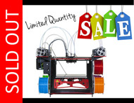 RoVa3D* 5 Extruder 3D Printer (Sold Out)