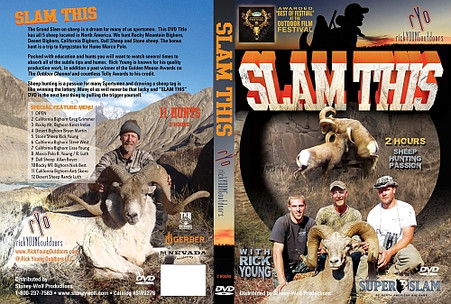 SLAM THIS - Grand Slam Club Ovis Sheep Slam Hunting Video