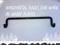 Horizontal Gun Rack