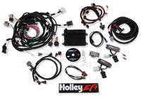 Holley EFI 550-617 Complete Plug and Play 1999 - 2004 4.6 / 5.4 4V Engine Management