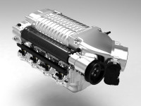 WK-2610POL-STG1 WHIPPLE W175FF 2.9L, POLISHED Stage 1 Supercharger Kit, 2011 - 2014 Mustang GT