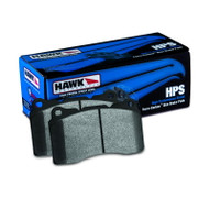 HB183F.585 Hawk Performance Rear Brake Pad Set for 1994 - 2004 Mustang V-8