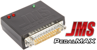 JMS PedalMAX • Eliminate Ecoboost Turbo Lag • Enhance Low and Mid Horsepower • Works on all 2005 - 2010 Ford Vehicles • Plug and Play Installation
